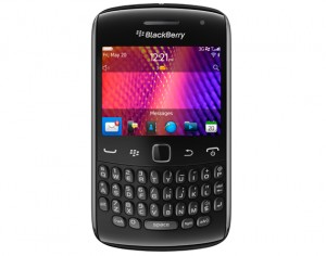 BlackBerry OS page - BBin