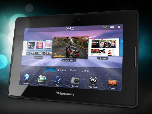 10inch BlackBerry PlayBook 2? - BBin