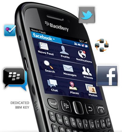 Review: BlackBerry Curve 9220 - BBin