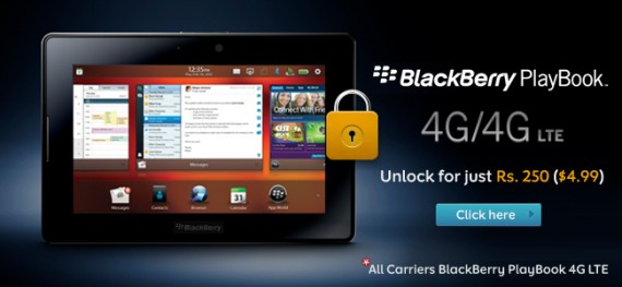 Free BBin Unlock Giveaway: BlackBerry PlayBook 4G LTE! - BBin